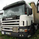2004 Scania 124L 420