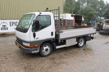 2004 Mitsubishi Canter pick-up