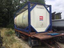 Onbekend Transporttank 25000 li