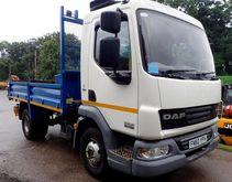 2011 DAF 45-160 euro 5 tipper