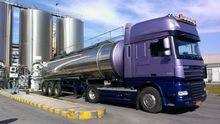 2003 Diversen foodtank milktank
