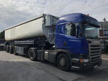 2014 Scania G410 met bulkoplegg