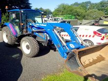 2012 New Holland T4.65 4WD C/W