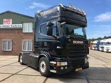 2012 Scania R480 TOPLINE / EURO