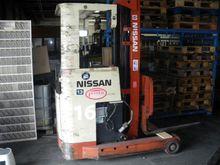 2003 Nissan Feyter reachtruck D