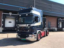 2012 Scania R 500 A 6X2/4