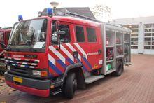 1993 DAF AE45CE Ziegler Fire Tr
