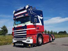 2002 Scania 164 580
