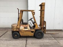 Komatsu Diesel Heftruck 2.5 ton