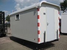 TU144 – Toiletwagen - sanitairw
