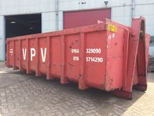 veiling containers open top con
