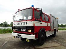 1984 DAF 1300 Turbo Doeschot-Ro