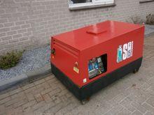 2002 YANMAR Diesel 15 KVA SILEN