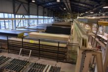 Automates th warehouse for TOMA
