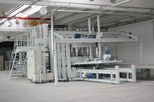 Vacuum press COLOMBO R. PF PC5