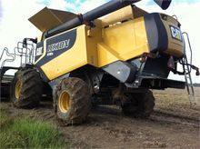 Used 2007 LEXION 570