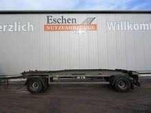 2007 Meiller G 18 SZL 50 0803/1