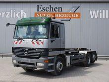 2002 Mercedes-Benz 2543 L / 6x2