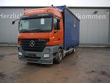 2007 Mercedes-Benz 1841 LL 0091