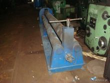 Roll bending machine 6x3000