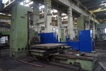 Used Boring mill BFT