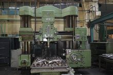 Coordinate boring mill WKV 100