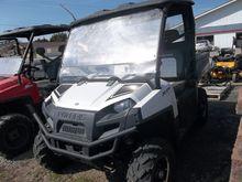 2010 Polaris Ranger 800 LE XP