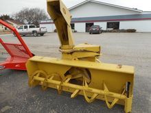 Used Schulte snow bl