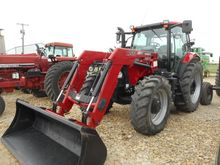 2013 Case IH Maxxum 125 LTD