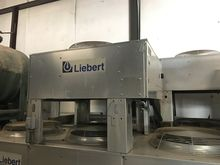 Liebert single fan condenser un