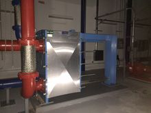 Tranter Plate Type Heat Exchang