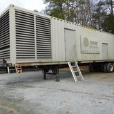 750 kW Baldor Generator