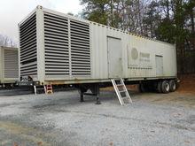 Used 750 kW Baldor G