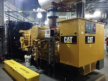 Used 1562 kW CAT Sta