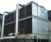 856 Ton Used BAC Cooling Tower