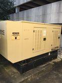 80 kW Generac Diesel Generator