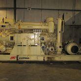 (2) I-R Petstar 3100 Compressor