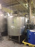 Stainless Steel Tank with Emers