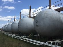 Used Propane Tanks