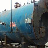 800 HP Used Hurst Boiler