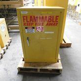 Eagle 12 Gallon Flammable Stora