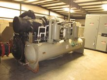 400 Ton Used Trane Water Cooled