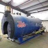 200 HP Hurst Boiler