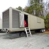 1125 kW Baldor Generator