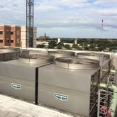 2764 Ton Used Evapco Cooling To