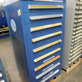 Stanley Vidmar 9 Drawer Storage