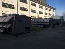 Carrier Air Cooled Chillers