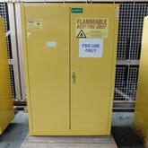 45 Gallon Flammable Storage Cab