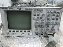 HP Agilent Mixed Signal Oscillo