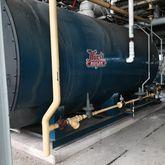 600 HP Used Hurst Boilers